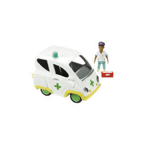 Photo of Fireman Sam Vehicle & Accessory Set Toy