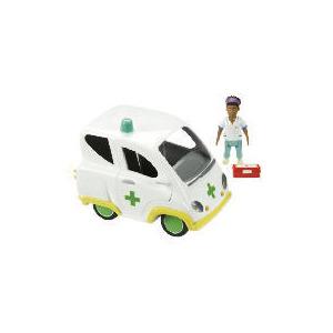 Photo of Fireman Sam Vehicle & Accessory Set Toy