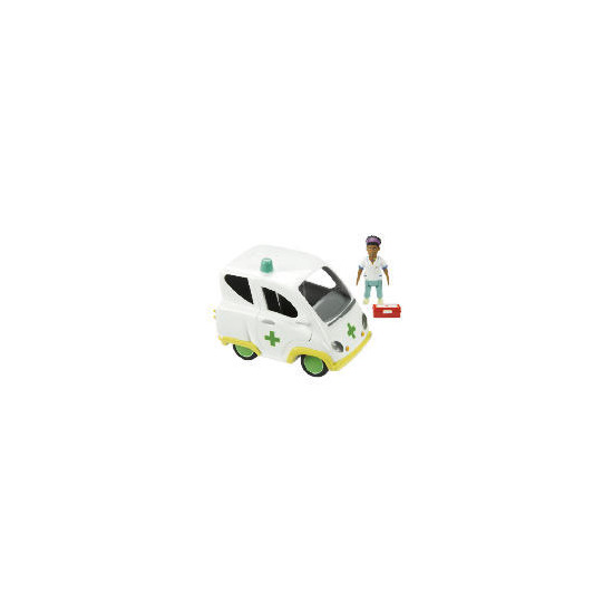 Fireman Sam Vehicle & Accessory Set