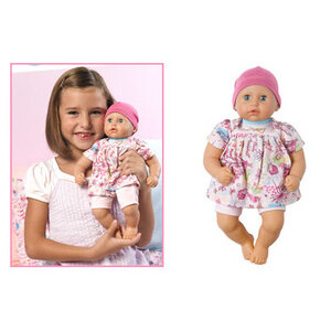 Photo of My First Baby Annabell Tickle & Touch Doll Toy