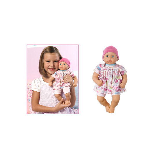 My First Baby Annabell Tickle & Touch Doll