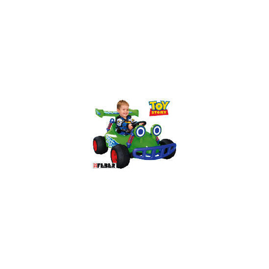Toy Story RC Car