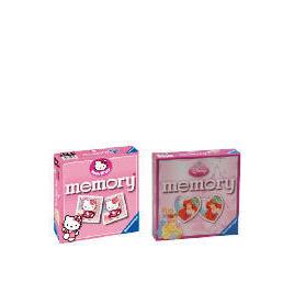 Hello Kitty and Princess Memory Box Assortment Reviews