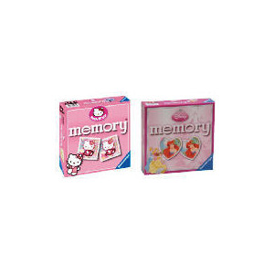 Photo of Hello Kitty and Princess Memory Box Assortment Toy