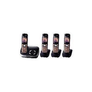 Photo of Panasonic KX-TG6524EB Landline Phone