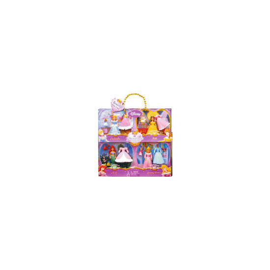Exclusive Disney Princess Mini Doll Giftset