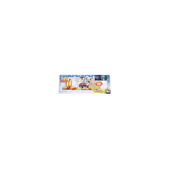 Toy Story Hot Wheels Classic Trackset