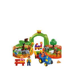 Playmobil 123 Large Zoo Reviews