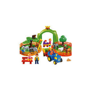 Photo of Playmobil 123 Large Zoo Toy