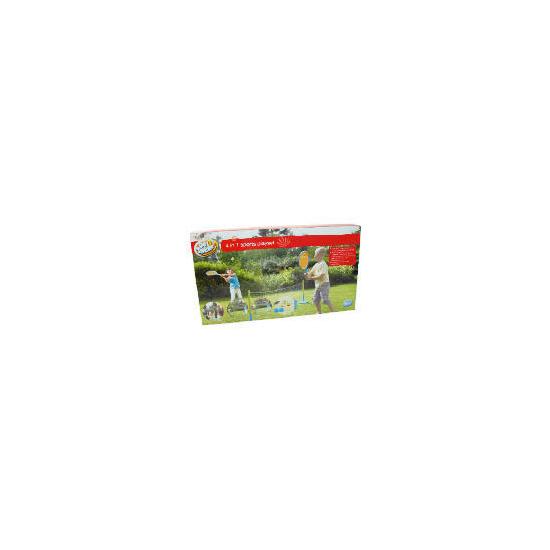 Tesco 4-in-1 Sports Playset