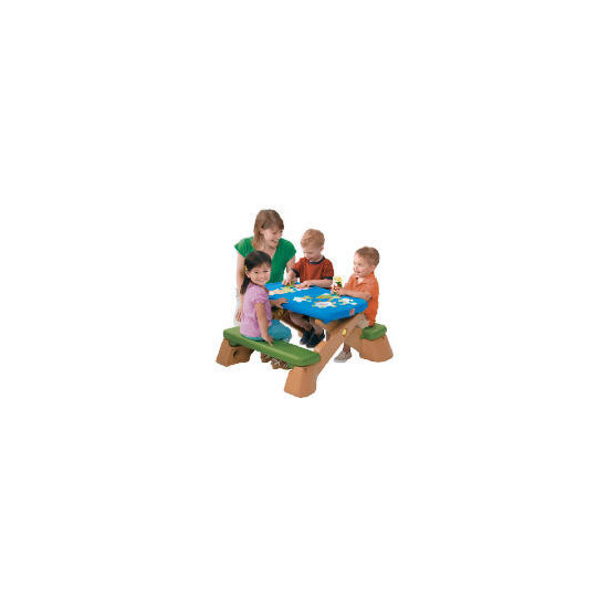 Step2 Fun Fold Junior Picnic Table