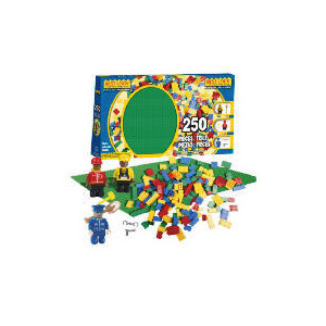 Photo of Best-Lock 250PC With Baseplate Toy