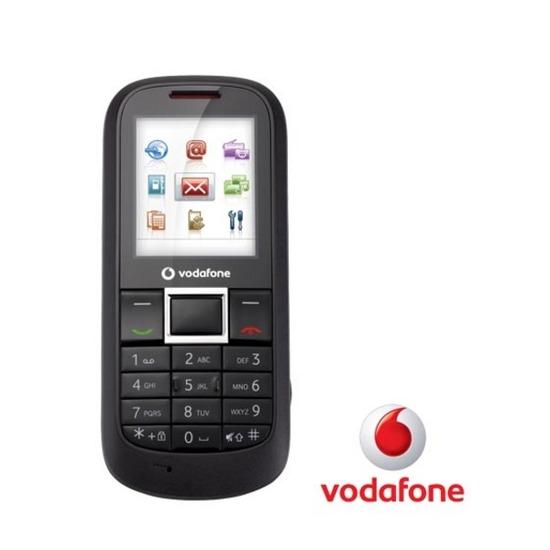 Vodafone 340 - Black