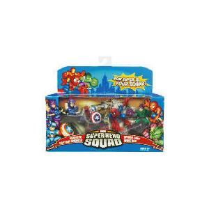 Photo of Marvel Super Heroes Theme 4PK Secret Wars 1 Toy