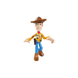 Photo of Toy Story Deluxe Action Figure Woody Toy