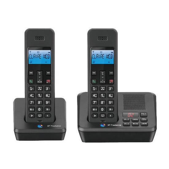 BT Freelance XB2500 Twin