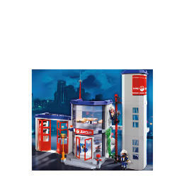 Playmobil Fire Station Reviews