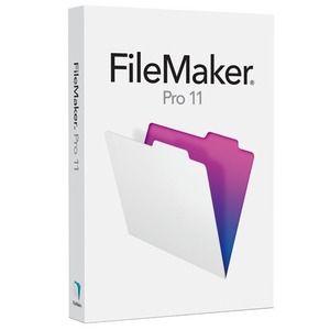 Photo of FileMaker Pro 11 Software