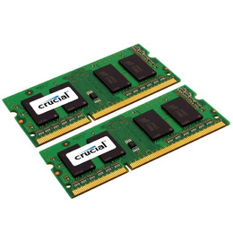 Crucial 8GB Kit (2 x 4GB) DDR3L-1600 SODIMM