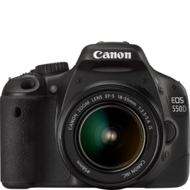 Canon EOS 550D with 18-55mm IS lens Reviews