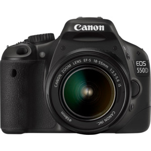 Photo of Canon EOS 550D With 18-55MM IS Lens Digital Camera