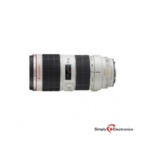 Photo of Canon EF 70-200MM F/2.8L IS II USM Lens