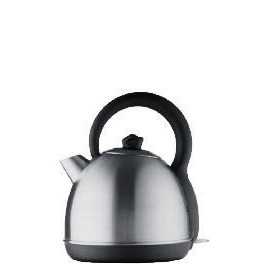 Tesco TK39 Brushed Stainless Steel Traditional style kettle Reviews