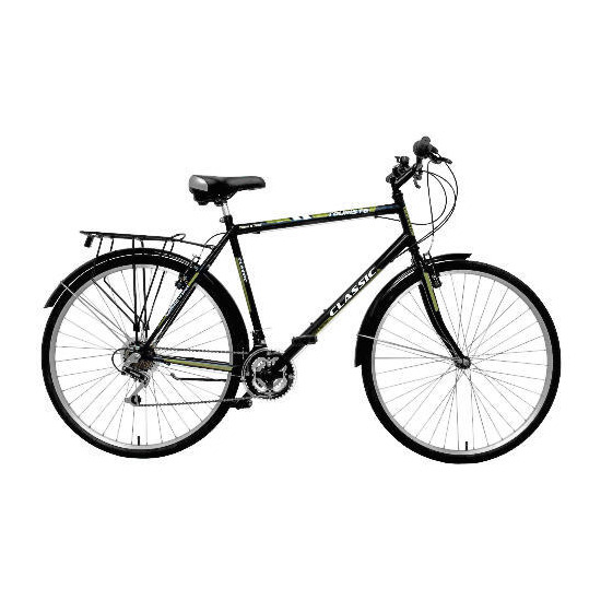 Classic Touriste Commuter Bike, Mens