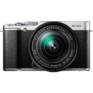 Photo of FujiFilm X-M1 With 16-50MM Lens Digital Camera