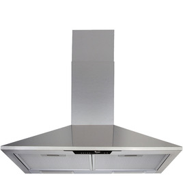 Whirlpool AKR 672 IX Chimney Cooking Hood - Stainless Steel Reviews