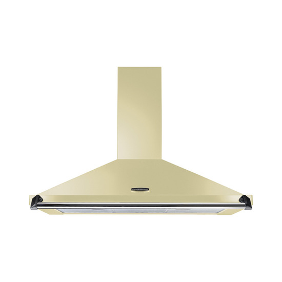Rangemaster CLAHDC100CR/C Chimney Cooker Hood - Cream