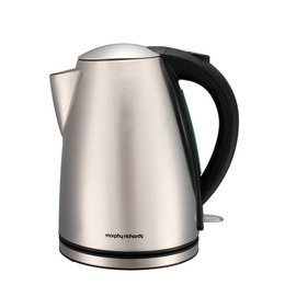 MORPHY RICHARDS 43615 Cordless Kettle - Stainless Steel Reviews