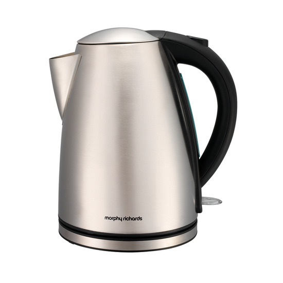 MORPHY RICHARDS 43615 Cordless Kettle - Stainless Steel