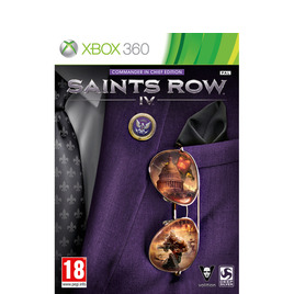 Saints Row IV: Commander in Chief Edition - for Xbox 360