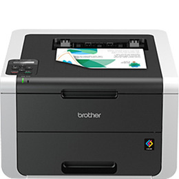 Brother HL-3150CDW laser colour printer with two-sided printing and WiFi Reviews