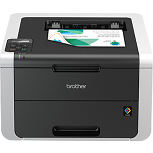 Photo of Brother HL-3150CDW Laser Colour Printer With Two-Sided Printing and WiFi Printer