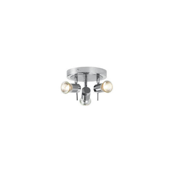 Bathroom Lights Tesco tesco 3 light bathroom ceiling light reviews and prices | reevoo