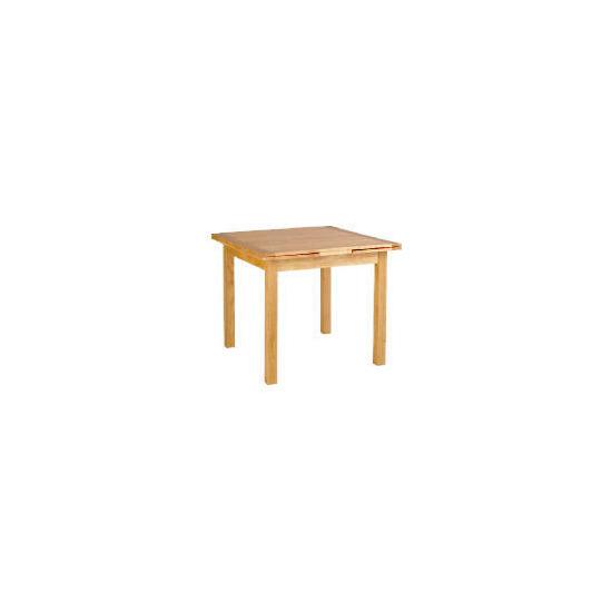 Whitmore extending dining table, oak