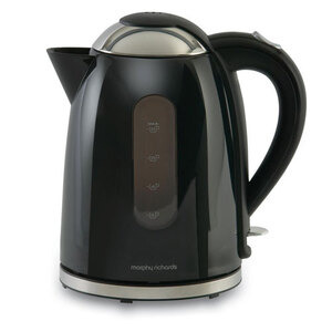 Photo of Morphy Richards 43173 Black Accents Kettle