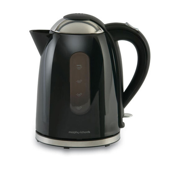 Morphy Richards 43173 Black Accents