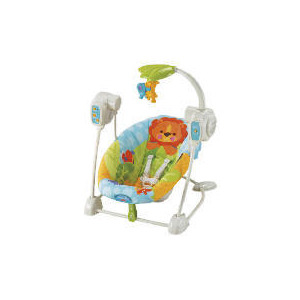 Photo of Fisher Price Precious Planet Space Saver Swing Toy