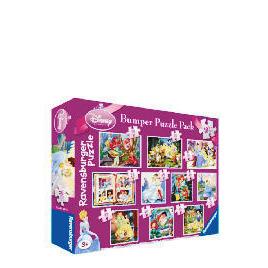 Disney Princess 10-in-1 Puzzle Box Reviews