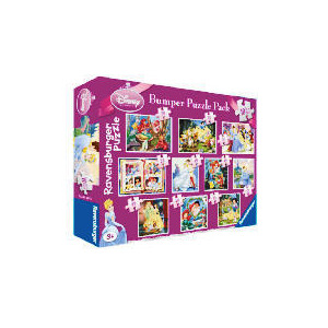 Photo of Disney Princess 10-In-1 Puzzle Box Toy