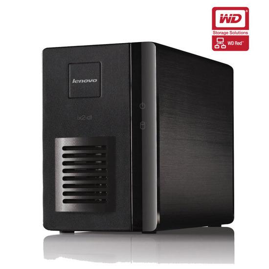Lenovo Iomega ix2 2-Bay NAS