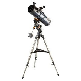 Astromaster 130EQ Reflector Telescope - Black Reviews