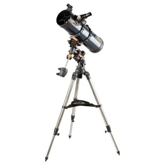 Astromaster 130EQ Reflector Telescope - Black