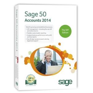 Photo of Sage 50 Accounts 2014 Software