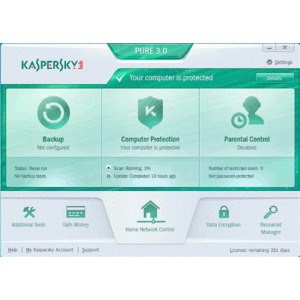 Photo of Kaspersky PURE 3.0 Total Security Software