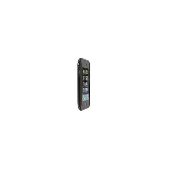 i-Phone Silicone Case - Black