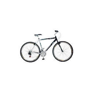 "Photo of Jeep Liberty Hybrid Bike 21"" Frame Mens Bicycle"